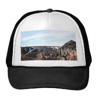 The New Hoover Dam Bypass Bridge Cap