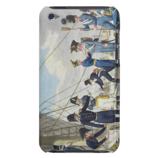 The new Imperial Royal Austrian Navy after the Nap iPod Touch Case-Mate Case