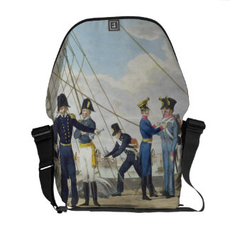 The new Imperial Royal Austrian Navy after the Nap Messenger Bag