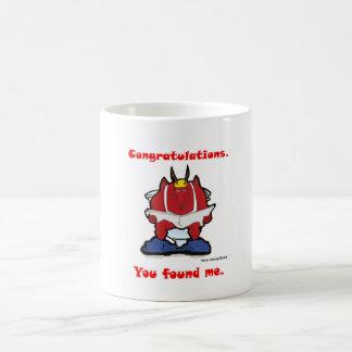 The New Jersey Devil Basic White Mug