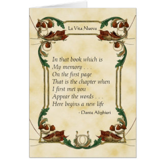 The New Life Greeting Cards