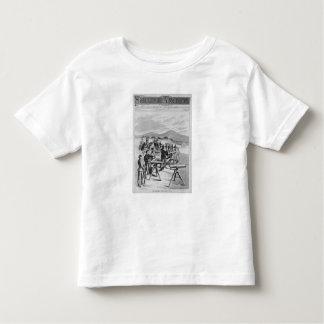 The new model Gatling Gun Toddler T-Shirt