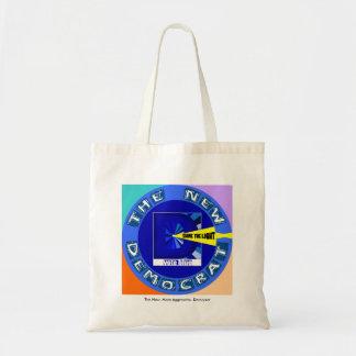 The New, More Aggressive, Democrat Budget Tote Bag