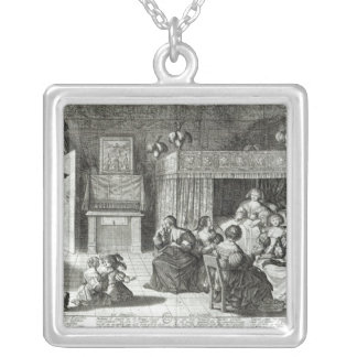 The New Mother Silver Plated Necklace
