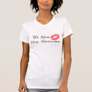 The New Mrs. Harrison T-Shirt