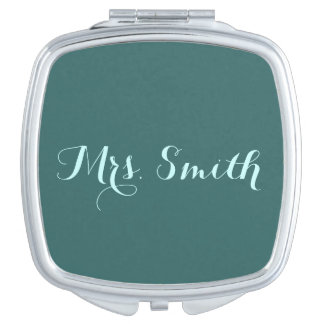 The New Mrs. Makeup Mirror