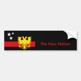 The New Nation Bumper Sticker