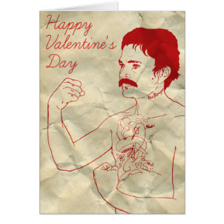The New Pornographers Boxer Greeting Card