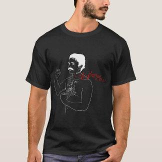The New Pornographers Grey Boxer T-Shirt