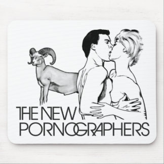 The New Pornographers Mass Romantic Mouse Mat