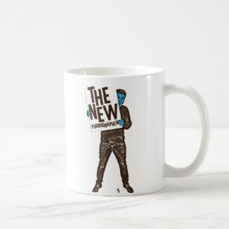 The New Pornographers Sign Coffee Mug