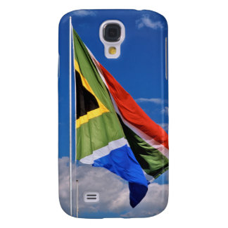 The New, Post-1994 South African Flag Flying Galaxy S4 Case