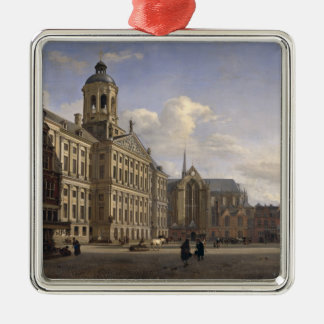 The New Town Hall, Amsterdam, 1668 Christmas Ornament
