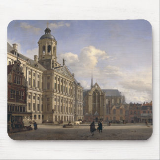 The New Town Hall, Amsterdam, 1668 Mouse Mat