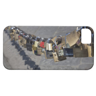 the new tradition of 'locks of love' attached by barely there iPhone 5 case