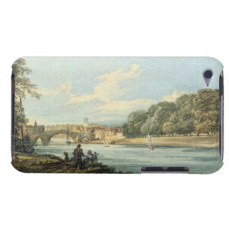 The New Walk, York, c.1798 (pencil and w/c on pape Barely There iPod Case