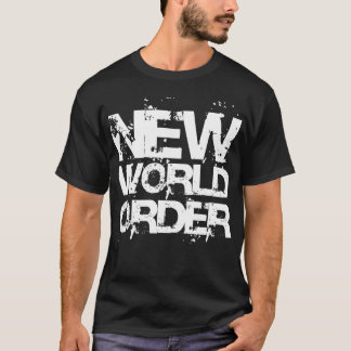 The New World Order T-Shirt