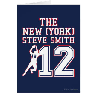 The New York Steve Smith Greeting Cards