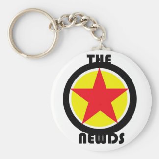 the Newds Star Logo Key Chains