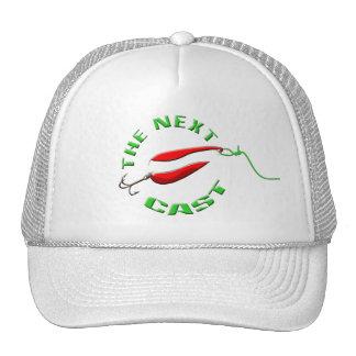 """The Next Cast Fishing Cap"" Mesh Hats"