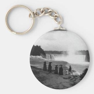 The Niagara Falls 1853 Key Chains