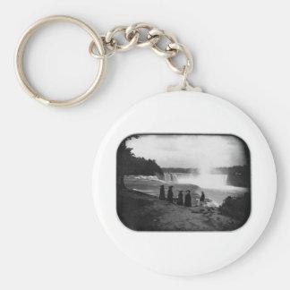 The Niagara Falls 1853 Keychains