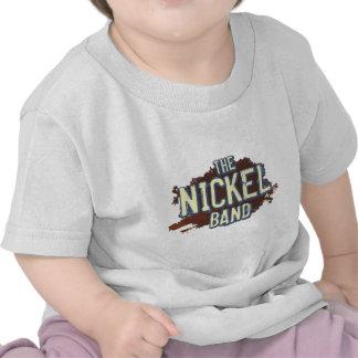 The Nickel Band T Shirts