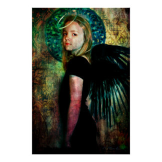 The Night Angel Poster