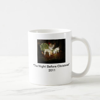 """The Night Before Christmas"" 2011 Basic White Mug"
