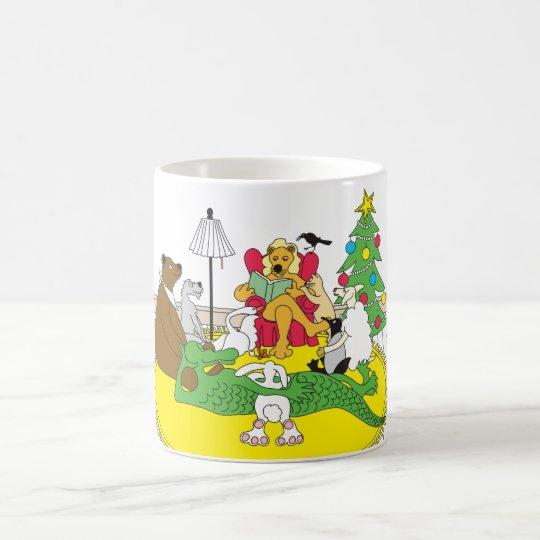 The Night Before Christmas Story Mug