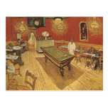 The Night Cafe by Vincent van Gogh Post Card