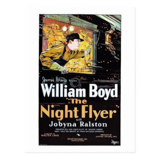 The Night Flyer Postcard