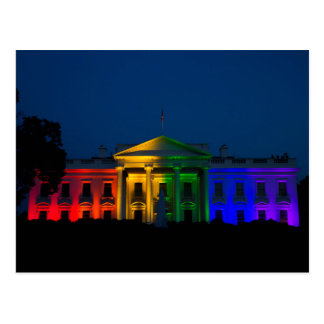 The Night Gay Marriage Became Legal in America Postcard
