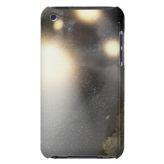 The night sky as seen from a hypothetical plane iPod Case-Mate cases