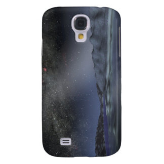 The night sky from a hypothetical alien planet 2 galaxy s4 case