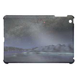 The night sky from a hypothetical alien planet 2 iPad mini cover