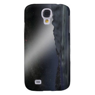 The night sky from a hypothetical alien planet galaxy s4 case