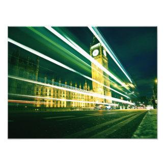 The night view Kodak Professional Photo (Satin)