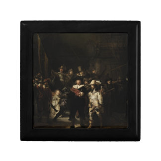 The Night Watch by Rembrandt van Rijn Gift Box