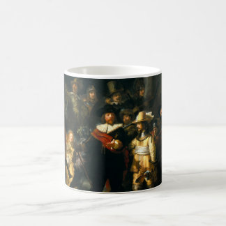 The Night Watch - Rembrandt Coffee Mug