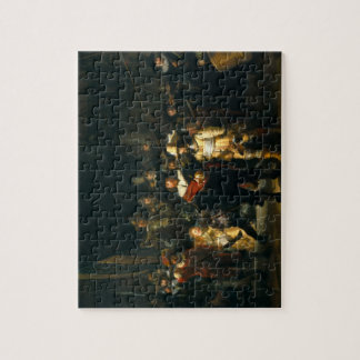 The Night Watch - Rembrandt Jigsaw Puzzle