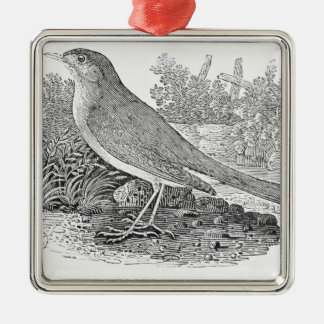 The Nightingale Christmas Ornament