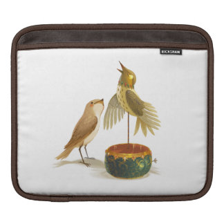 The Nightingale iPad Sleeve