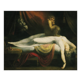 The Nightmare, Henry Fuseli Print