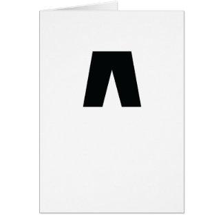 The Nightpantz Icon Greeting Card