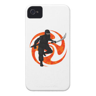 THE NINJA ATTACK iPhone 4 CASE