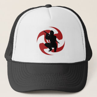 THE NINJA TONE TRUCKER HAT