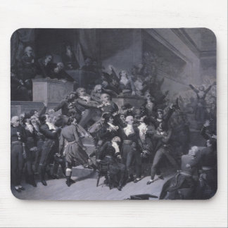 The Ninth Thermidor c 1840 Mousepads
