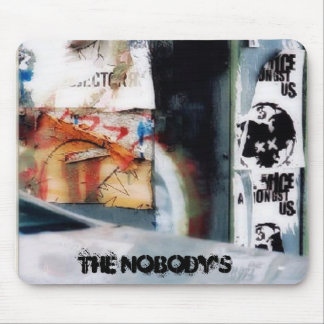 The Nobody's Mouse Mat