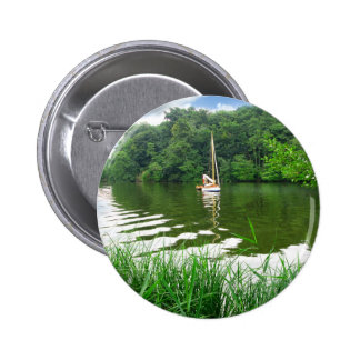 The Norfolk Broads 6 Cm Round Badge